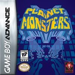 Planet Monsters Pack Shot