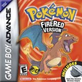 Pokemon FireRed Pack Shot