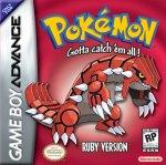 Pokemon Ruby Pack Shot
