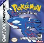 Pokemon Sapphire Pack Shot