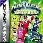 Power Rangers Time Force Pack Shot