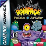 Rampage Puzzle Attack Pack Shot