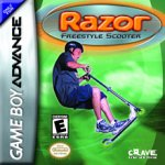 Razor Freestyle Scooter Pack Shot
