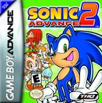 Sonic Advance 2 Pack Shot