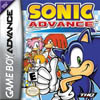 Sonic Advance Pack Shot