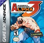 Street Fighter Alpha 3 Pack Shot
