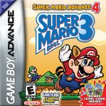 Super Mario Advance 4: Super Mario Bros. 3 Pack Shot