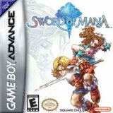 Sword of Mana Pack Shot
