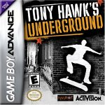 Tony Hawk's Underground Pack Shot
