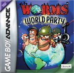Worms World Party Pack Shot