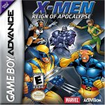 X-Men: Reign of Apocalypse Pack Shot