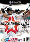 All Star Baseball 2002 Pack Shot