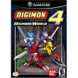 Digimon World 4 GameCube