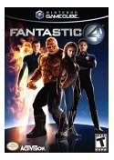 Fantastic Four Pack Shot