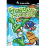 Frogger's Adventures: The Rescue Pack Shot