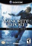 Minority Report Pack Shot