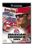 NASCAR Thunder 2003 Pack Shot