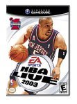 NBA Live 2003 Pack Shot