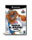 NBA Live 2005 Pack Shot