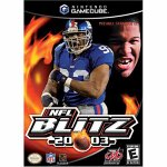 NFL Blitz 2003 Pack Shot