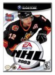 NHL 2003 Pack Shot