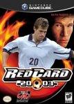 Redcard Soccer 2003 Pack Shot
