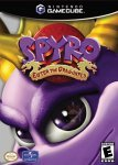 Spyro: Enter The Dragonfly Pack Shot