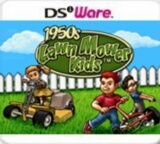 1950s Lawn Mower Kids Pack Shot