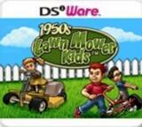 1950s Lawn Mower Kids Pack Shot