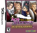Ace Attorney Investigations: Miles Edgeworth Pack Shot