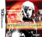 Alex Rider: Stormbreaker Pack Shot