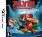 Alvin and the Chipmunks: The Squeakquel Pack Shot