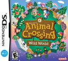 Animal Crossing: Wild World Pack Shot