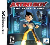 Astro Boy: The Video Game Pack Shot