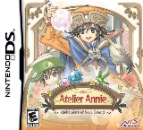 Atelier Annie: Alchemists of Sera Island Pack Shot