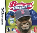 Backyard Baseball 09 Pack Shot