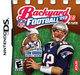 Backyard Football 2009 Pack Shot