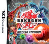 Bakugan Battle Trainer Pack Shot