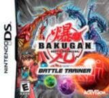 Bakugan Battle Trainer Pack Shot