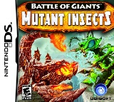 Battle of Giants: Mutant Insects Pack Shot