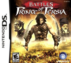Battles of Prince of Persia Pack Shot