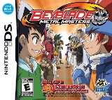Beyblade: Metal Masters Pack Shot