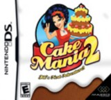 Cake Mania 2 Pack Shot