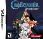 Castlevania: Dawn of Sorrow Pack Shot
