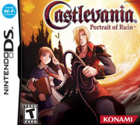 Castlevania: Portrait of Ruin Pack Shot