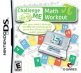 Challenge Me Maths Workout Pack Shot