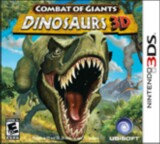 Combat of Giants: Dinosaurs Pack Shot