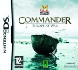 Commander: Europe at War Pack Shot