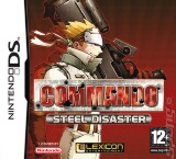 Commando: Steel Disaster Pack Shot