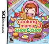 Cooking Mama 3: Shop & Chop Pack Shot